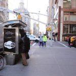 Oups ! ,… On peut maintenant se masturber dans les rues de New York