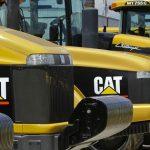 Caterpillar: résultats 2015 en baisse, prévisions 2016 rabotées