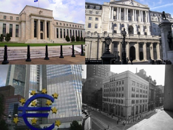 Les banques centrales sont en mode panique