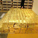 Les stocks d'or livrable du Comex chutent de 73% en une journée