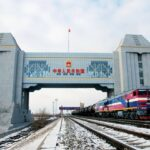 Chine: forte chute du volume de fret ferroviaire en 2015