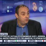 Olivier Delamarche sur BFM Business le Lundi 11 Janvier 2015