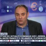"""Olivier Delamarche: """"Le crétin regarde le doigt quand le sage montre la lune"""""""
