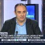 Olivier Delamarche sur BFM Business le Lundi 25 Janvier 2016