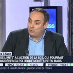 Olivier Delamarche: «Monsieur Draghi est un âne !»