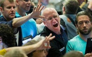 panic traders
