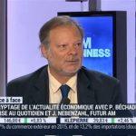 Philippe Béchade sur BFM Business le Mercredi 13 Janvier 2016