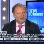 Philippe Béchade sur BFM Business le Mercredi 20 Janvier 2016