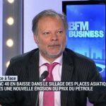 """Philippe Béchade: """"Aucun projet ne peut aboutir avec un pétrole sous 30 dollars"""""""