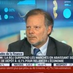 Philippe Béchade sur BFM Business le Vendredi 29 janvier 2016