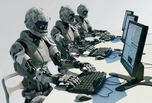 Marchés: les robots sont aux commandes ! (1/2)