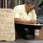 Espagne: 13,4 millions de personnes au bord de l'exclusion, soit 29,2% de la population