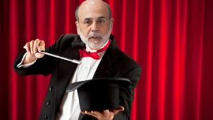 Bernanke The Magician
