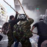 Les agriculteurs grecs protestent contre la réforme des retraites