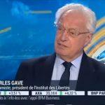 """Charles Gave: """"Nous entrons dans une période révolutionnaire !"""""""