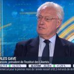 """Charles Gave: """"Les trois gigantesques conneries qui vont provoquer une crise considérable !"""""""