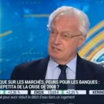 """Charles Gave: """"Les dettes ne seront jamais remboursées et le système bancaire italien est en faillite !"""""""