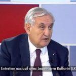 """Jean-Pierre Raffarin: """"Le risque, c'est la guerre des monnaies !"""""""