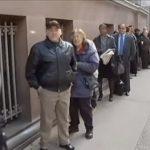 Etats-Unis: forte chute des créations d'emplois en janvier