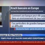 """Marc Fiorentino: """"Tout le secteur bancaire est sous pression !"""""""