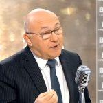 """Michel SAPIN Ministre des finances, son analyse: Un Krach boursier ? ….Non """" Un jour ça monte, un jour ça baisse !!"""""""