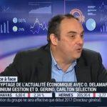 Olivier Delamarche sur BFM Business le Lundi 08 Février 2015