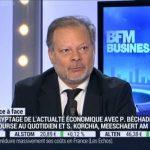 Philippe Béchade sur BFM Business le Mercredi 10 Février 2016