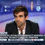 Pierre Sabatier sur BFM Business le Jeudi 11 Février 2016