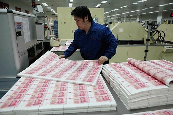 L'incroyable hausse de la masse monétaire chinoise: 8 000 milliards de yuans de nouveaux prêts au 1er semestre 2017