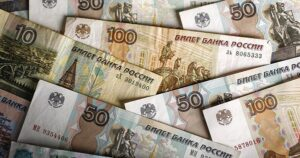 rouble-russie