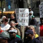 Etats-Unis: Nouveau Record: 95,512 millions d'américains en dehors de la population active
