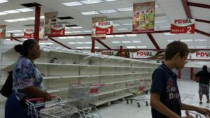 venezuela-store-empty-shelves