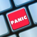 Les chiffres de l'activité manufacturière plongent et signalent qu'il est temps d'appuyer sur la touche «Panique»