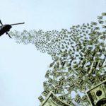 Vous avez aimé les taux négatifs, la planche à billets,… aimerez-vous l'hélicoptère qui lance des billets pour relancer l'économie ?