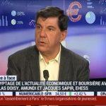 Jacques Sapir sur BFM Business le Mardi 1er Mars 2016