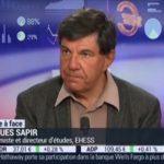 """Jacques Sapir: """"Les indicateurs de l'emploi ne sont pas fiables"""""""