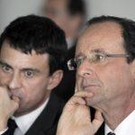 Les cotes de popularité du François Hollande et de Manuel Valls chutent de 2 et 4 points en seulement un mois