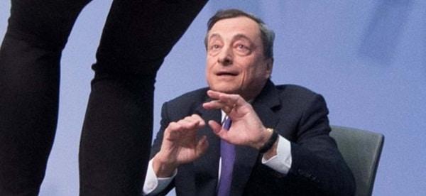 """Nicolas Chéron: """"Draghi avoue que la croissance ralentie plus vite que ce qui avait été anticipé."""""""