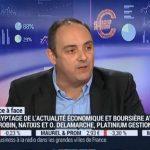 Olivier Delamarche sur BFM Business le Lundi 07 Mars 2016
