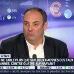 """Olivier Delamarche: """"Yellen a monté ses taux pour ne pas passer pour une débile"""""""