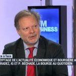 """Philippe Béchade: Croissance américaine: """"1% de hausse c'est terrible!"""""""