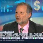 Philippe Béchade: «Si la BCE arrête, c'est évidemment l'apocalypse, mais y a un moment où le Krach va arriver !»