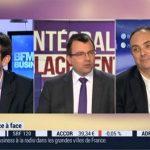 Olivier Delamarche et Pierre Sabatier sur BFM Business le Lundi 21 Mars 2016