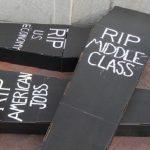 SAYONARA la Classe Moyenne: 22 points montrant que la classe moyenne américaine est en train de disparaître