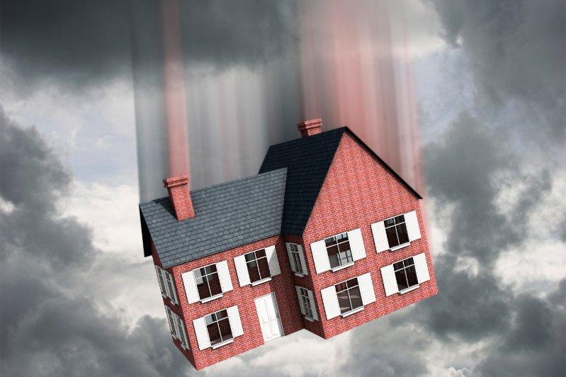 Voici comment un bien immobilier peut perdre 95% de sa valeur...
