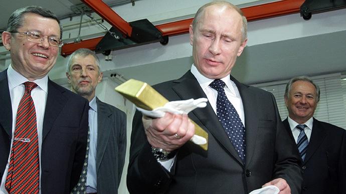 La Russie va se débarrasser de 10 milliards de dollars