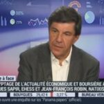 Jacques Sapir sur BFM Business le Mardi 05 Avril 2016