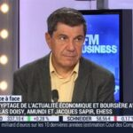 Jacques Sapir sur BFM Business le Mardi 26 Avril 2016