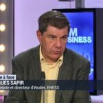 """Jacques Sapir: TAFTA: """"Le gain est quasi-nul"""""""