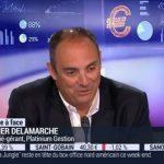 Olivier Delamarche sur BFM Business le 25/04/16: les chiffres économiques américains sont tous mauvais !